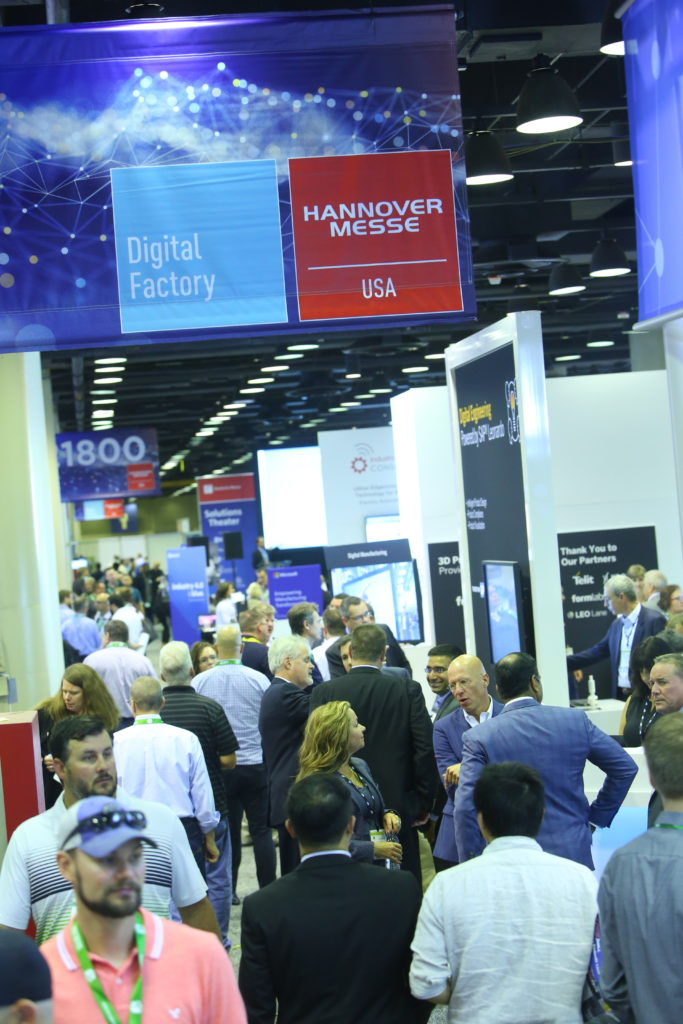 Hannover Messe Usa 2018 North America S Stage For